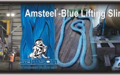 Super Slings – Amsteel®-Blue Lifting Slings